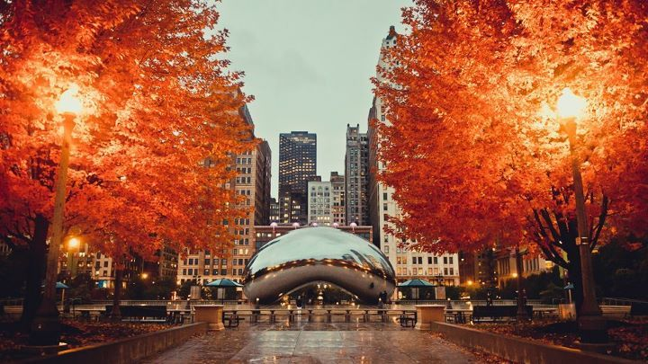 Top 10 Places To Experience Fall In America Runaway Habit