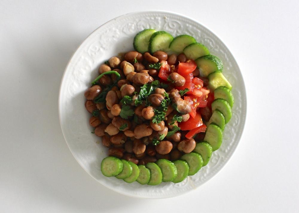 Fava Bean recipe | Lebanese Recipe | Vegan + Gluten Free | Healthy
