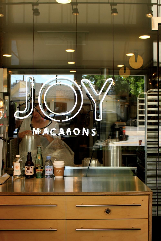 Joy Macarons | Dallas Travel Guide