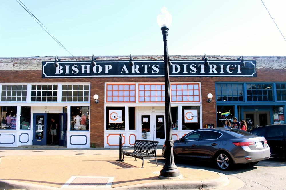 Bishop Arts | Dallas Travel Guide