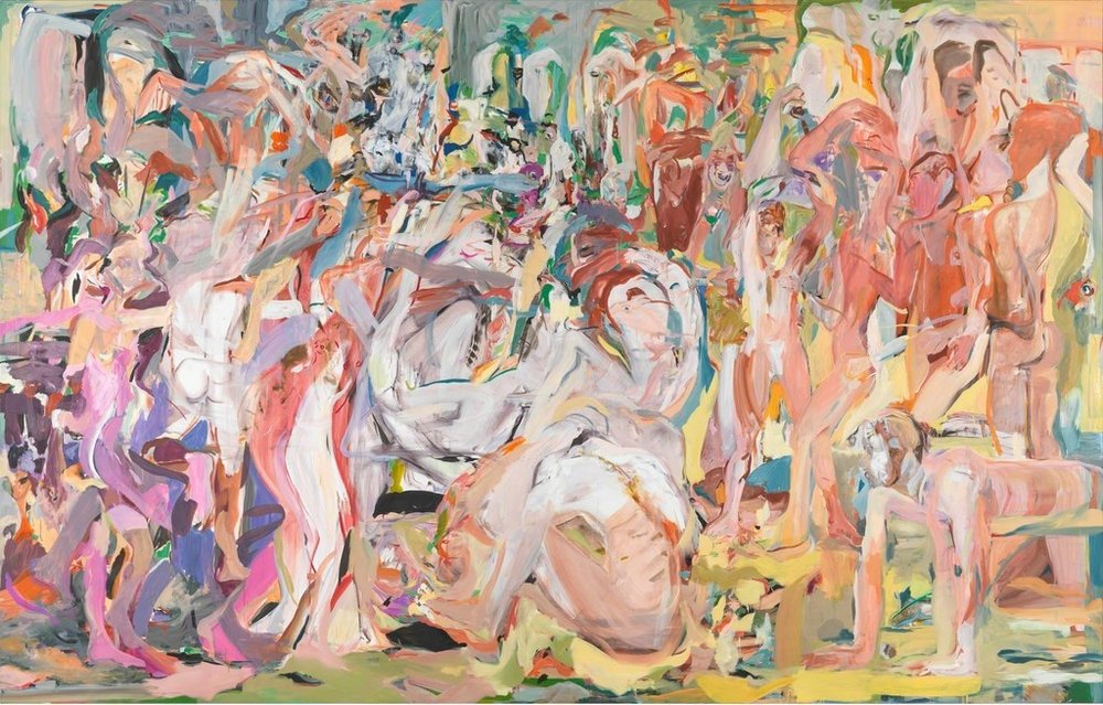 by Cecily Brown