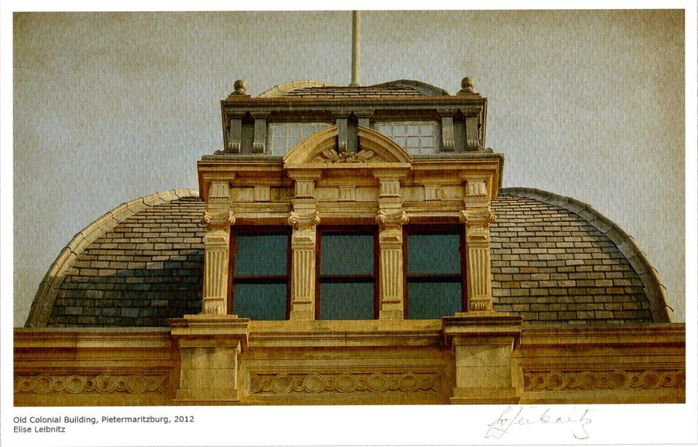 Leibnitz, Elise    43c Old Colonial Building, Pietermaritzburg, Photography.jpg