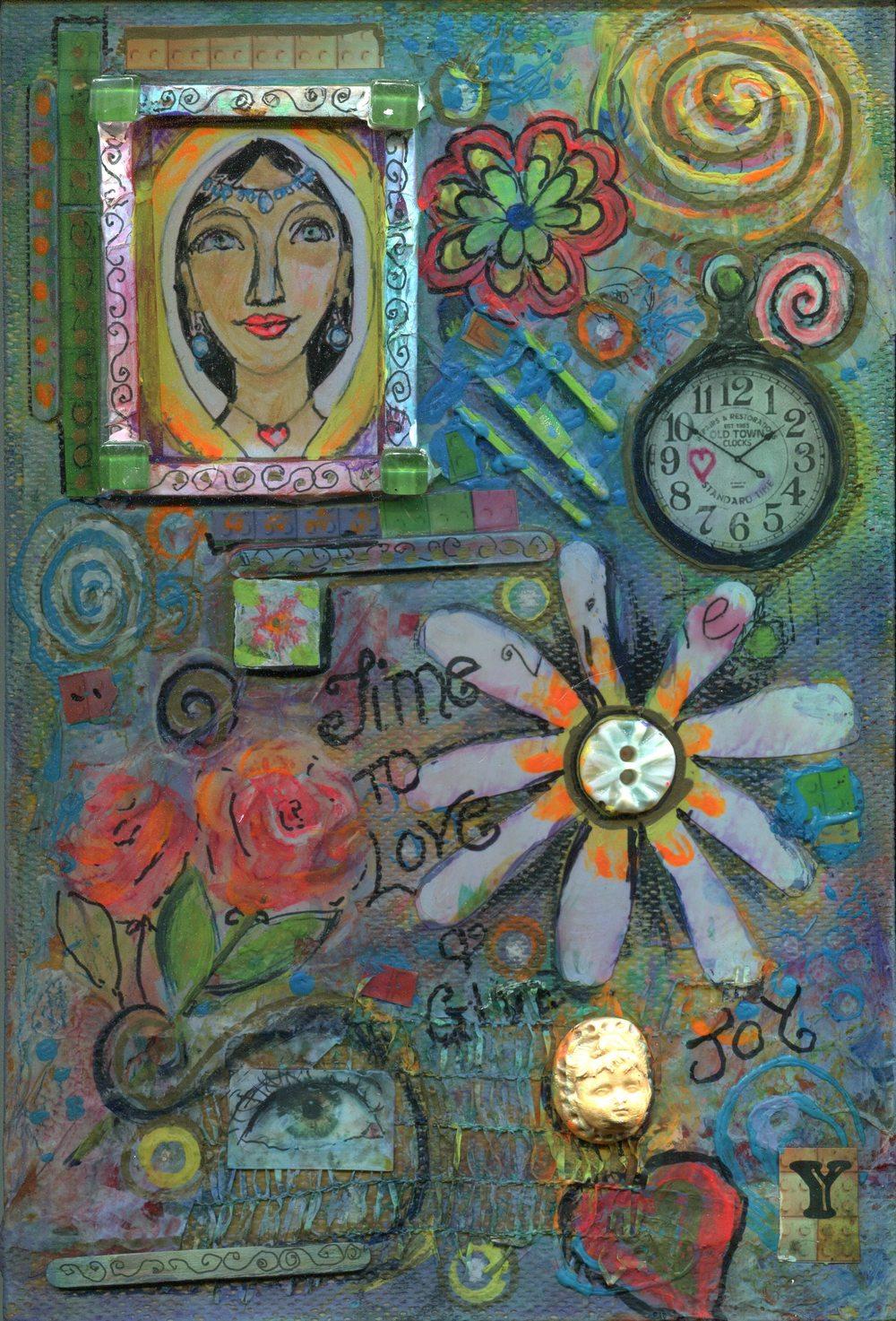 3b Rose van Staden-Time to Love