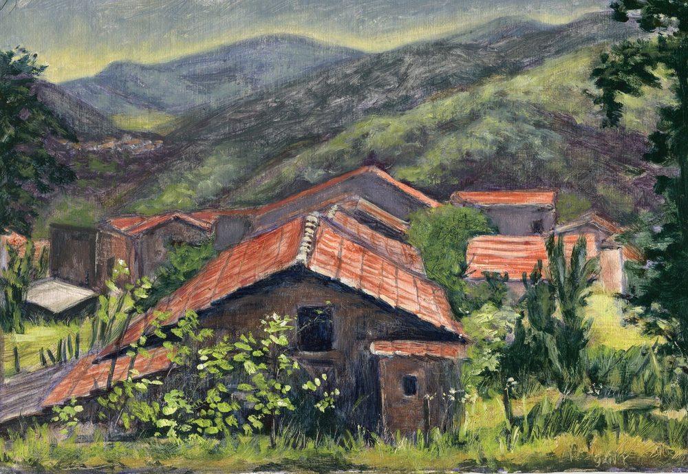5a Gail Peckham -Tuscan Village