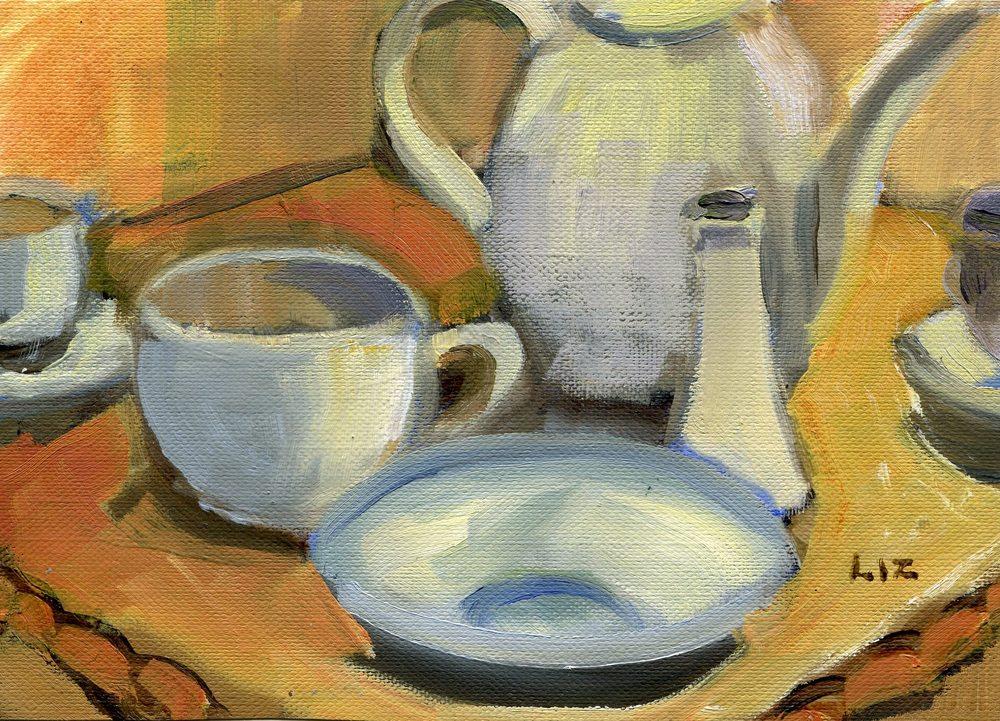 46b Speight, Elizabeth- Tea- Set 2, Oil.jpg
