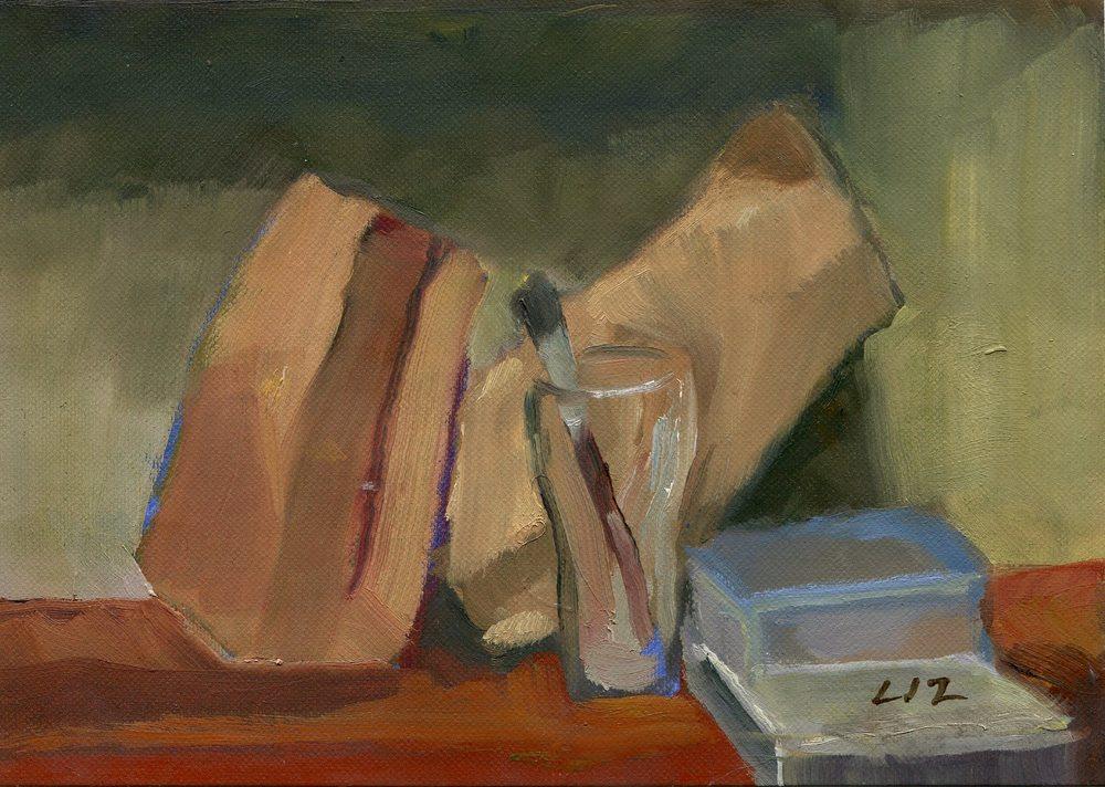 46c Speight, Elizabeth- Shelf- Still Life, Oil.jpg