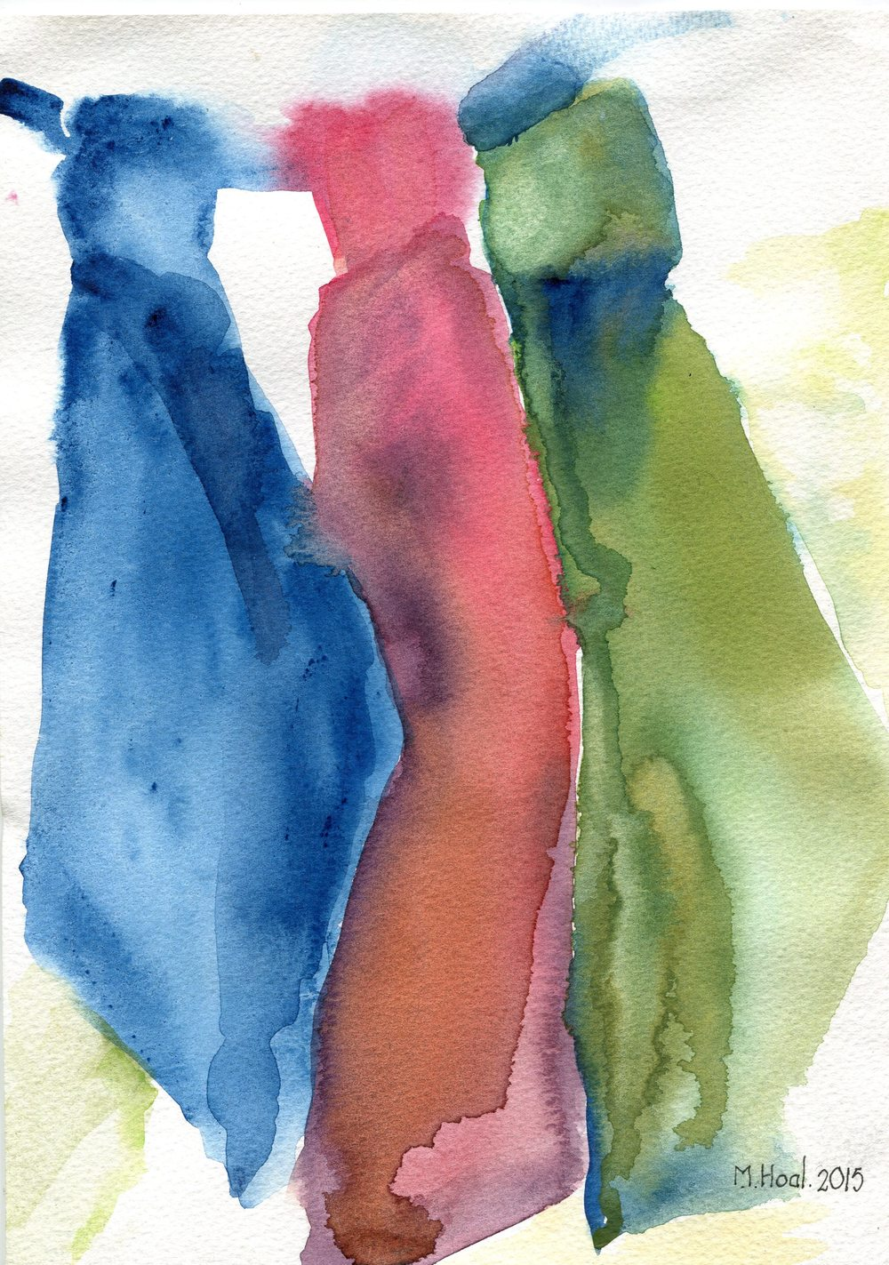 47a Hoal, Margaret- Ties, Watercolour.jpg