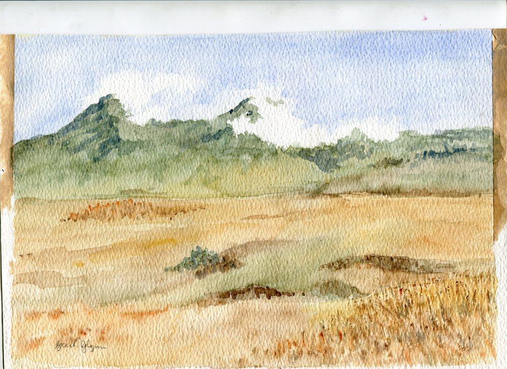 50b Glynn, Gail - Underberg, Water colour.jpg