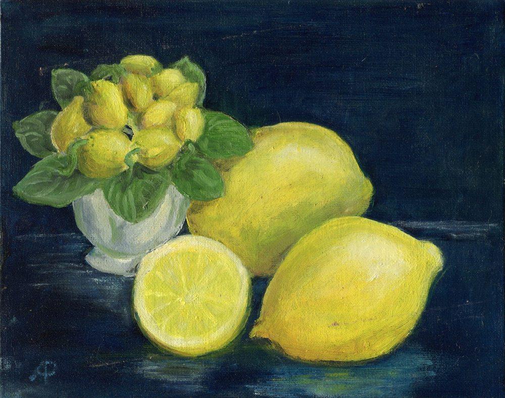 55a Pettifer, Anna - Lemons, Oil.jpg