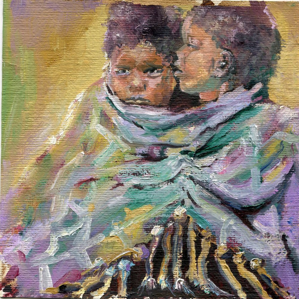 76a Anonymous  Janette, Children, Acrylic.jpg