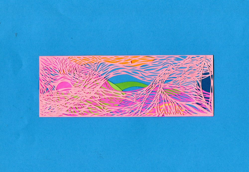 77 Merton, Russel - Landscape, Cut Papewr collage.jpg