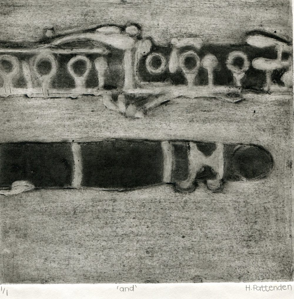 81b Pattenden, Heather - and, Collograph..jpg