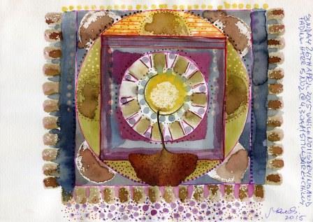 11b Faulds, Jutta-Mandala 2,Mixed media.jpg
