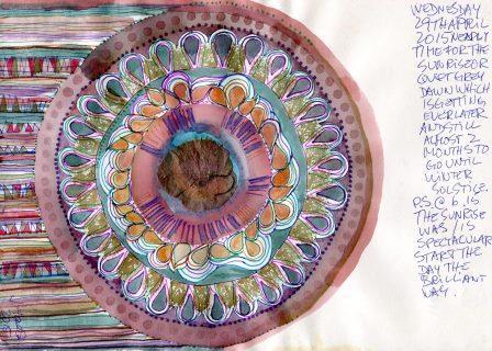11c Faulds, Jutta-Mandala 3, Mixed media.jpg