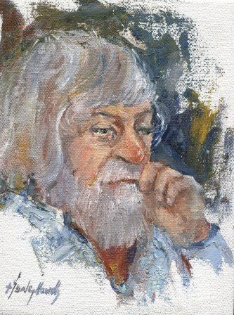 24 Howells, Shirley- Portrait, Oil on canvass.jpg