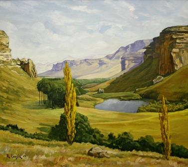 29 Loubser, Ryan- Golden Gate,Oil on canvass.JPG