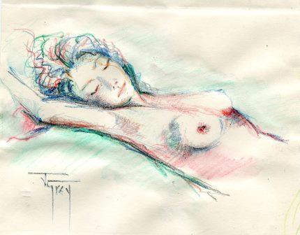 41a Grey, Juliet-Sommeil(Nude),Ink teuse wash..jpg