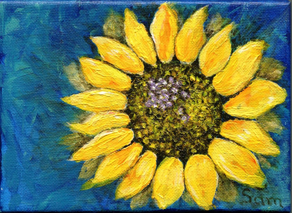 38a Pam McGladdery, Ra-Ra, Acrylic on canvas