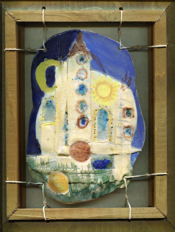 04b Liesbeth Groenewald, Homes, Ceramic