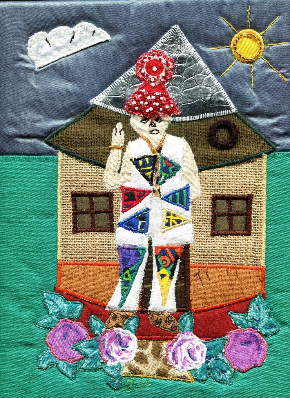 10b Beauty Sekete, Maskandi Musician, Fabric