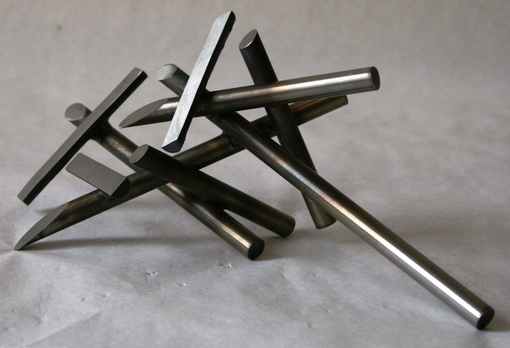 100A BETH DIANE ARMSTRONG, DIVISION PROCESS-c, STAINLESS STEEL