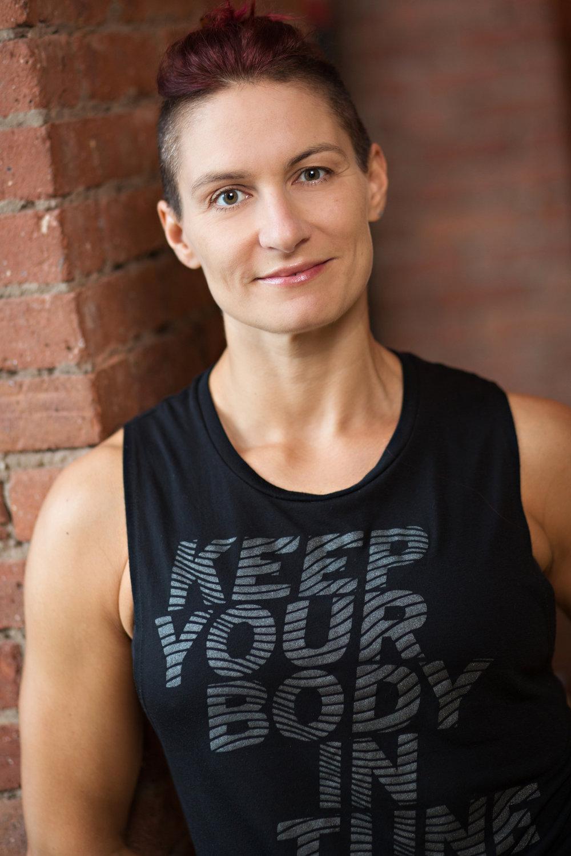 Beata Dziemianczyk-Lodziato   Trainer / Instructor