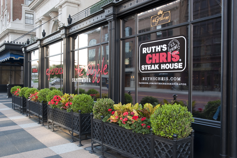 Ruth's Chris Steakhouse, Grand Rapids MI