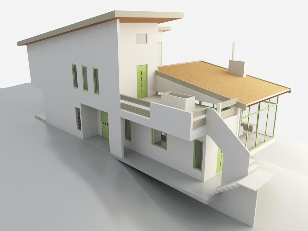 Arkitektur, Eksteriør, INNOFORM