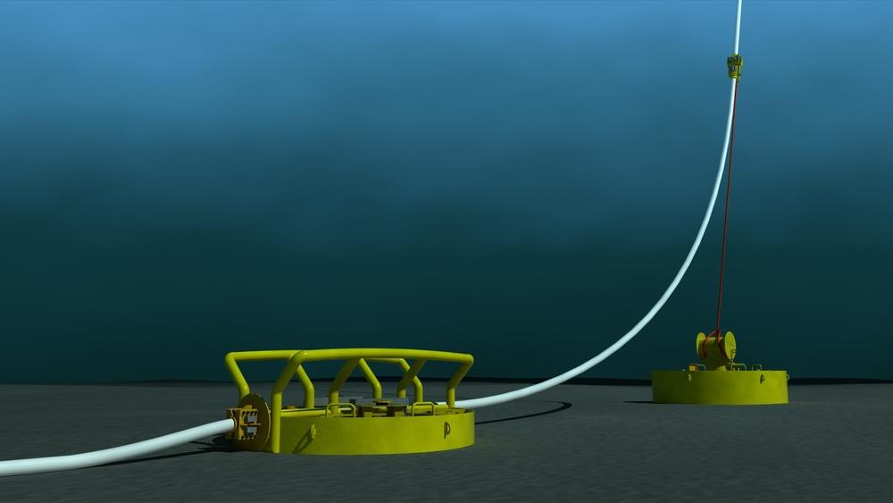 Offshore installasjoner, Statoil/Technip