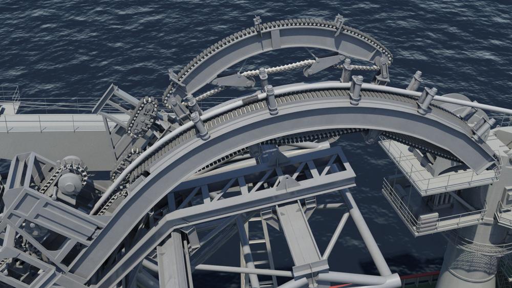Offshore installasjoner, Technip