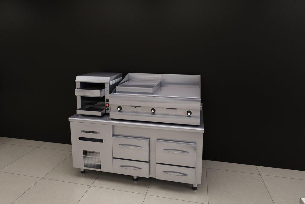 Grillfrysebenk med UT280 og Maxisteker.jpg
