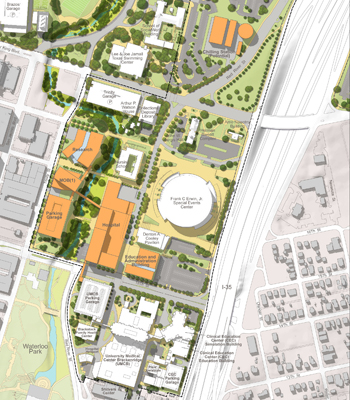$335M UT Med School and Dell Medical Center