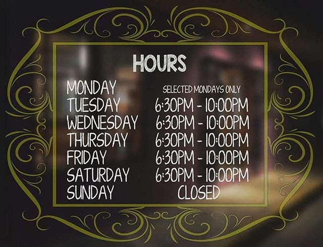 Just remember we're closed on Sundays and Mondays!  Actually, some Mondays we are open, but we post that information on our Facebook Page.  Make sure to follow us!  www.facebook.com/ggsanjuan #ggsanjuan #restaurant #sanjuandelsur #nicaragua
