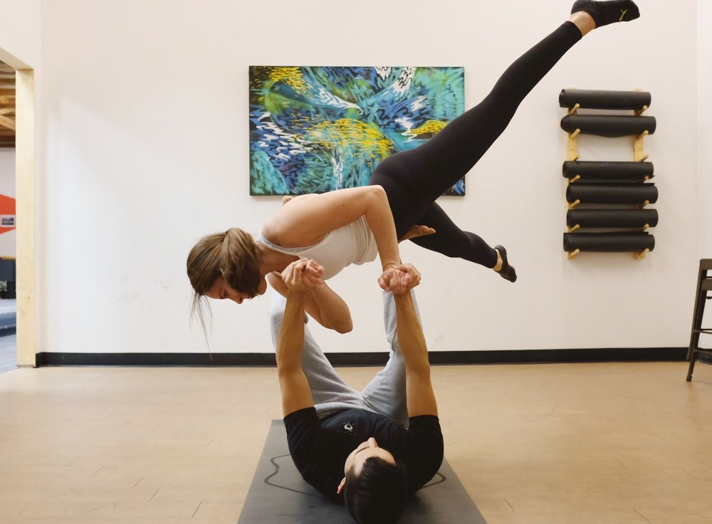 UB YOGA - Classes for all… Tuesday Wed Thurs 6pmFree w/ entry