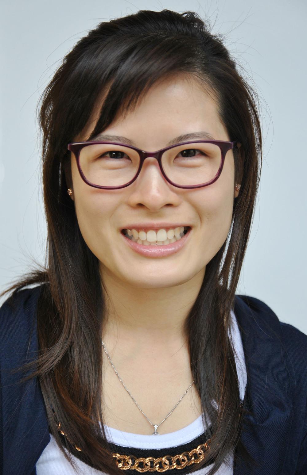 Jen Zhou - Lab Technician