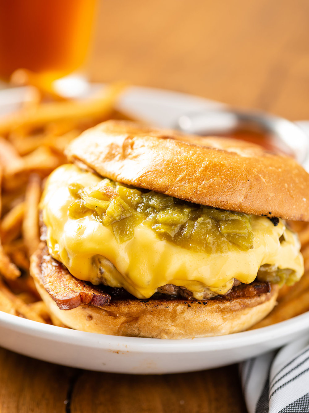 Butche and Bee Hatch Green Chili Burger-10.jpg