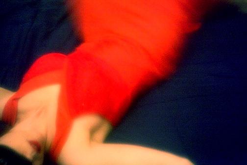 Self Portrait Red Dress.jpg