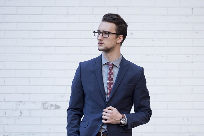 STYLING SUIT SEPARATES     Client: Kenneth Cole