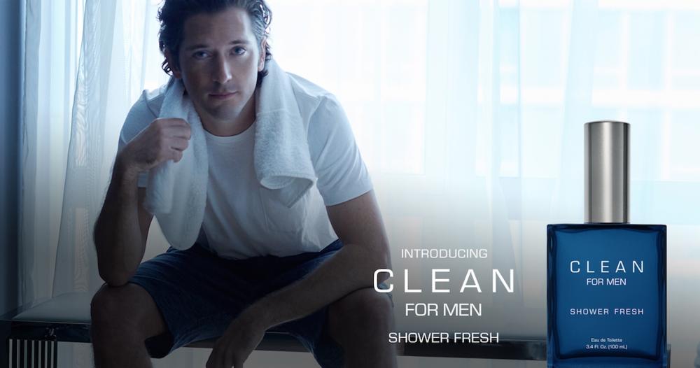 CLEAN FRAGRANCES: MEN'S CAMPAIGN    Client: Fusion Brands