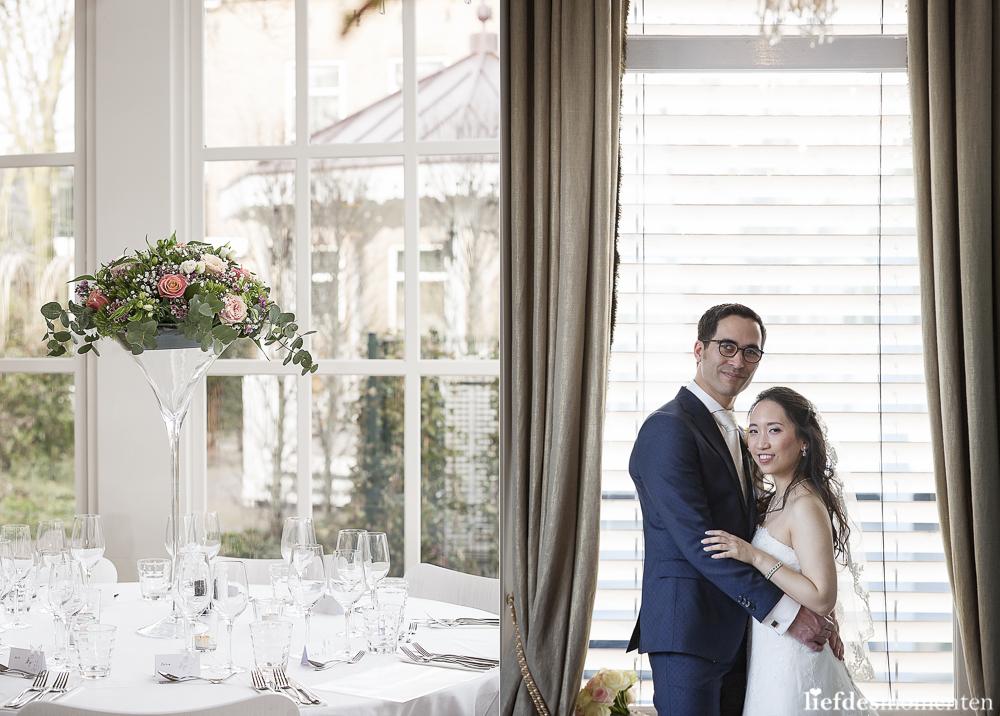 bruidsfotograaf villa clementine