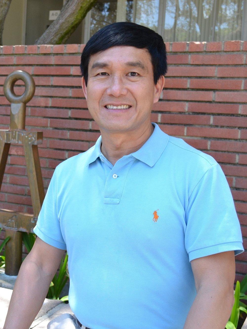 """Jiann-Wen """"Woody"""" Ju   Professor Structural Engineering"""