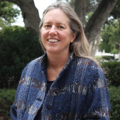 Jean Carlson   Professor Physics
