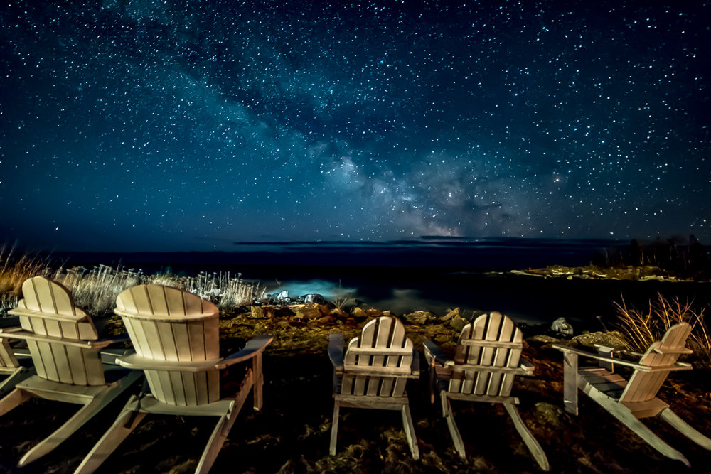 Open Seating for the Stars