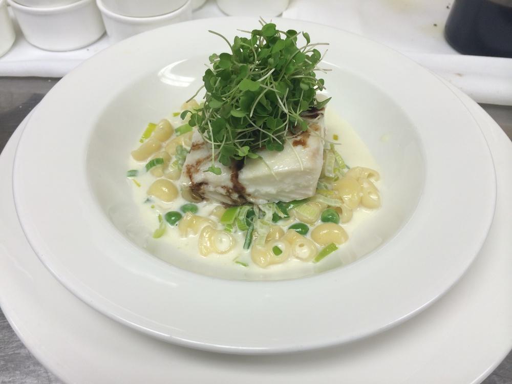 All Micro Arugula plate images provided by Santaella restaurant.
