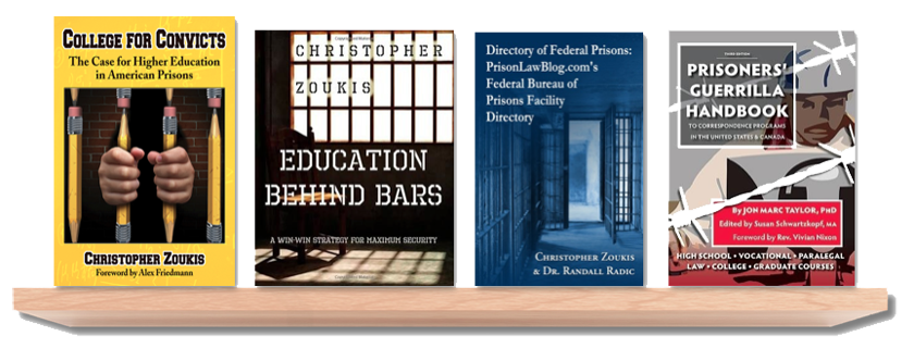 Read More about Prison Education from our recommended Books.
