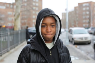 Brandon Stanton's photo of Vidal Chastanet from HONY