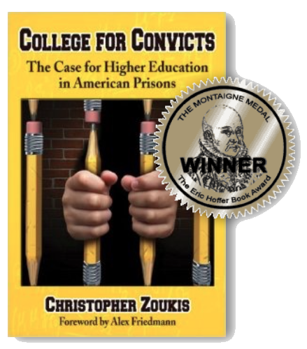 Click the image to download the College for convicts media kit.