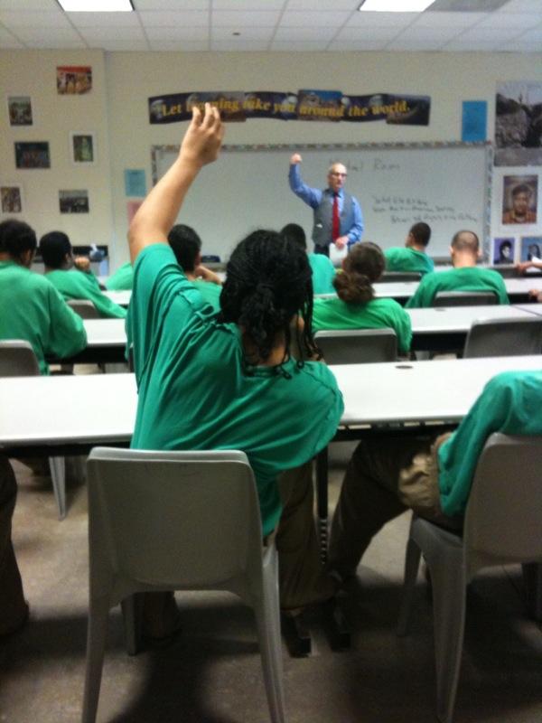 prison education new york