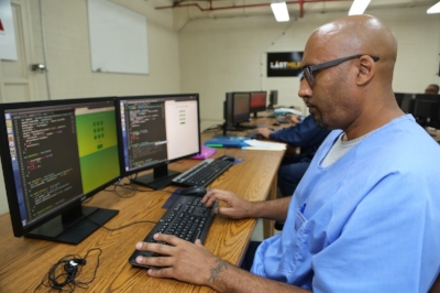 Allowing supervised access to the internet could help with rehabilitation and reduce recidivism.