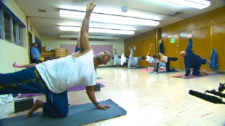 Yoga and meditation has a host of benefits for prisoners.